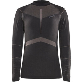 Craft Active Intensity Crew Neck Longsleeve Dames, asphalt/touch